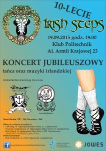 Koncert irish steps2